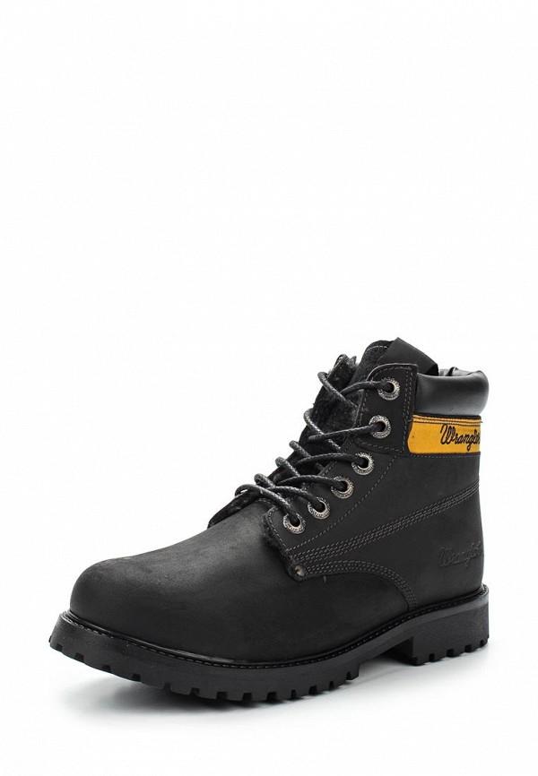 Ботинки Wrangler Wrangler WR224AMWUM31 цены онлайн