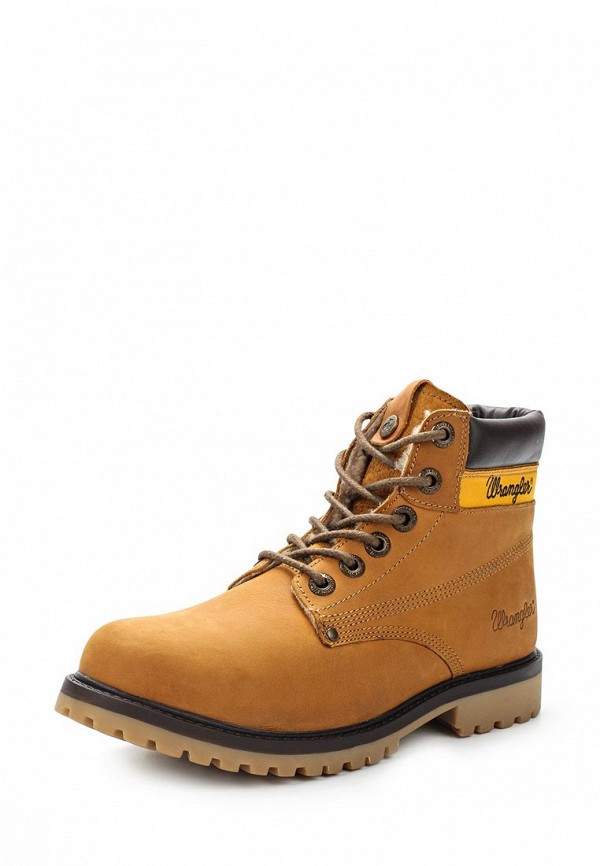 Ботинки Wrangler Wrangler WR224AMWUM32 цены онлайн