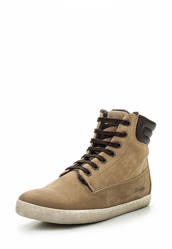 Женские ботинки Wrangler (Вранглер) WL152610/F