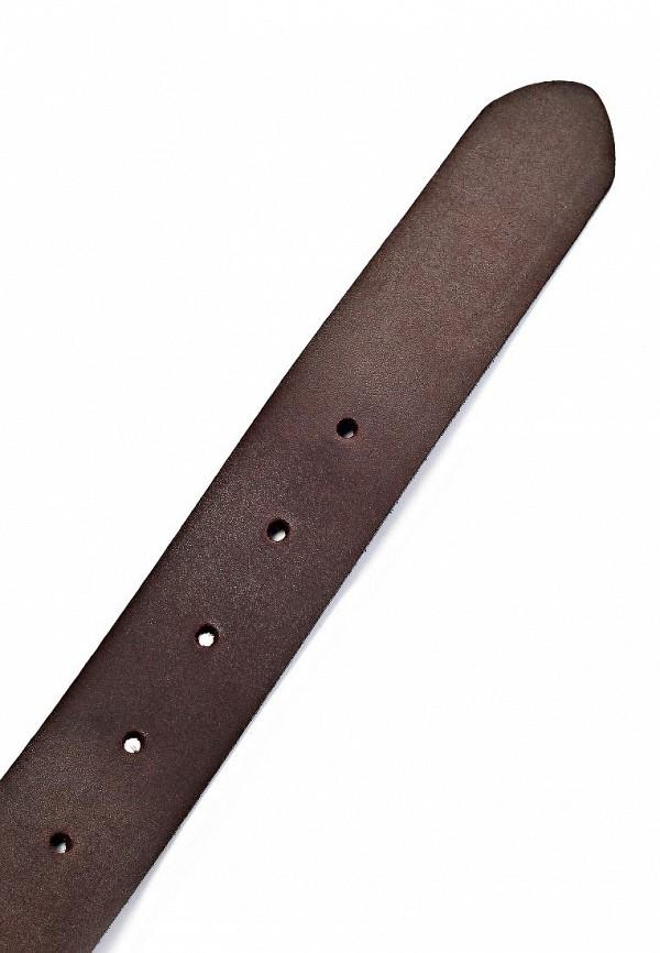 Фото 4 - Ремень Wrangler коричневого цвета