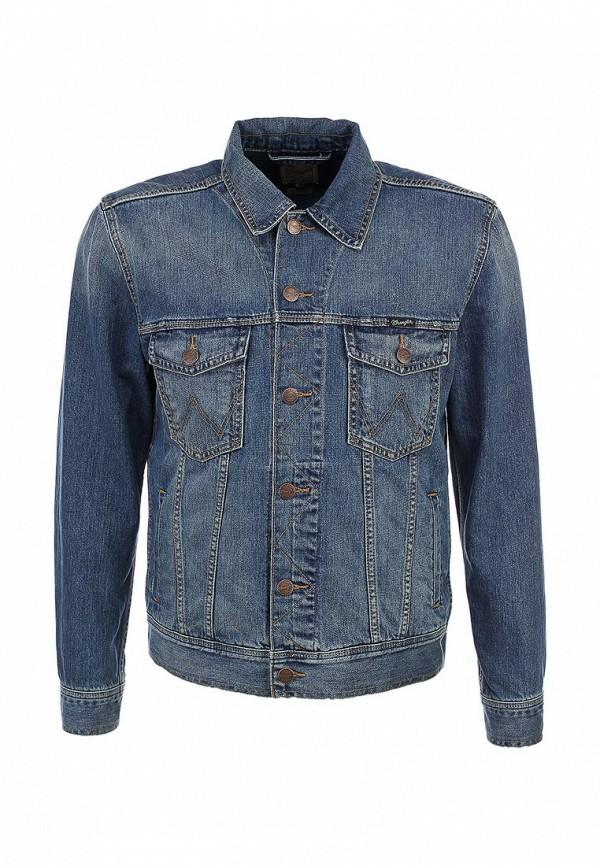 Куртка джинсовая Wrangler W4481514V
