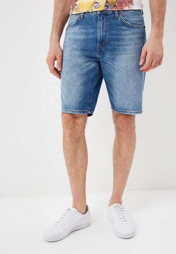 Шорты джинсовые Wrangler Wrangler WR224EMAPFA9 слипоны wrangler wrangler wr224amqya30