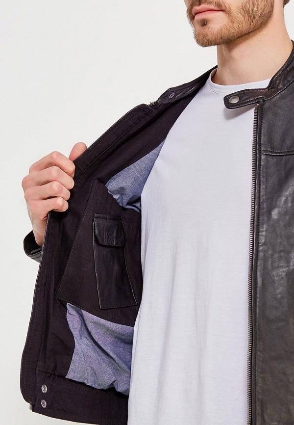 Фото Куртка кожаная Wrangler. Купить в РФ