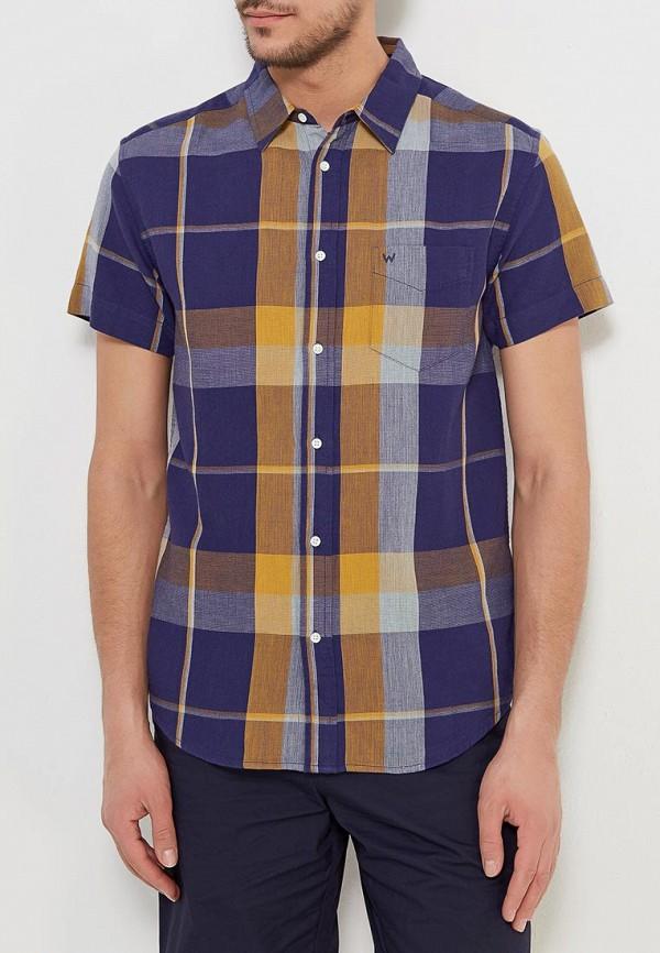 Рубашка Wrangler Wrangler WR224EMAPFE0 рубашка wrangler wrangler wr224emapff2
