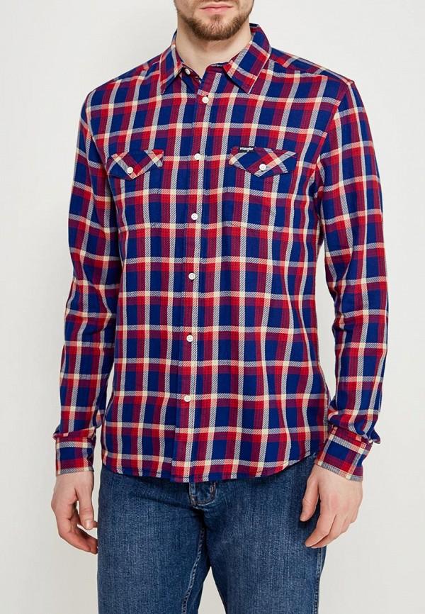 Рубашка Wrangler Wrangler WR224EMAPFF2 рубашка wrangler wrangler wr224emapff2