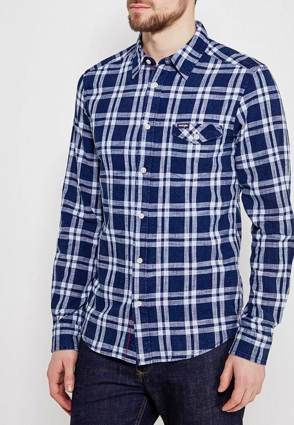 Рубашка Wrangler Wrangler WR224EMAPFF3 рубашка wrangler wrangler wr224emapff2