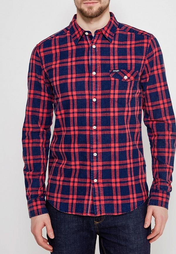 Рубашка Wrangler Wrangler WR224EMAPFF4 рубашка wrangler wrangler wr224emapff2