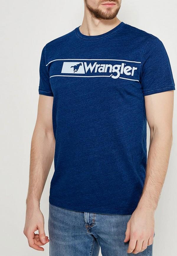 Футболка Wrangler Wrangler WR224EMAPFJ6 футболка wrangler wrangler wr224emapfv5