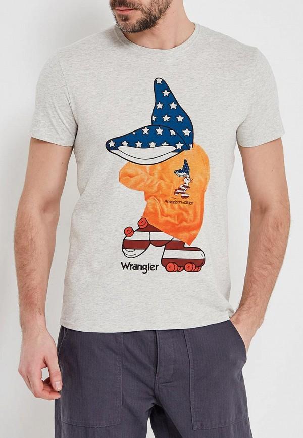 Футболка Wrangler Wrangler WR224EMAPFJ9 футболка wrangler wrangler wr224ewxvm67