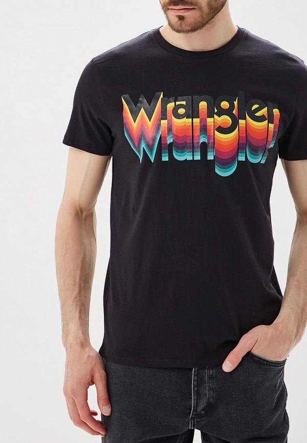 Футболка Wrangler Wrangler WR224EMBOWC2 футболка wrangler wrangler wr224ewvhj44
