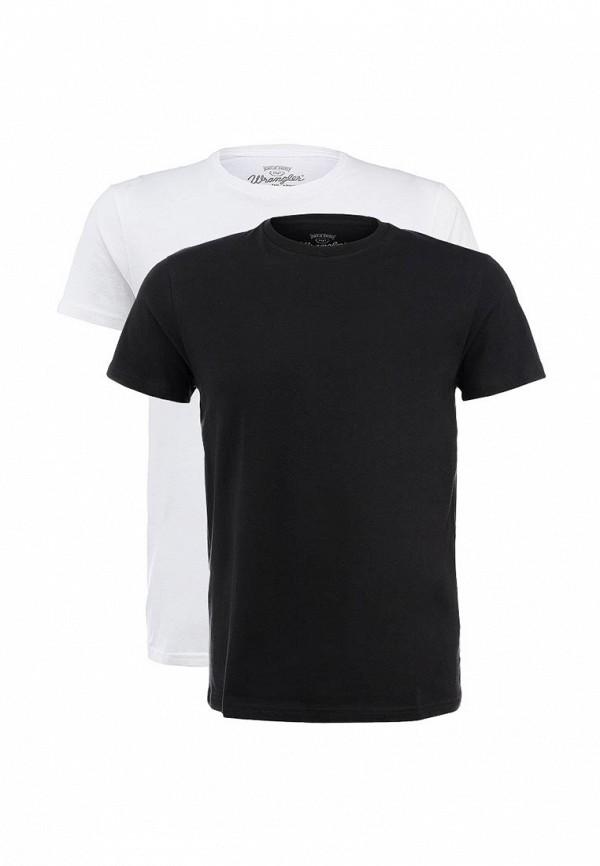 Комплект футболок 2 шт. Wrangler Wrangler WR224EMEPJ49 wrangler wrangler wr224emhzh96