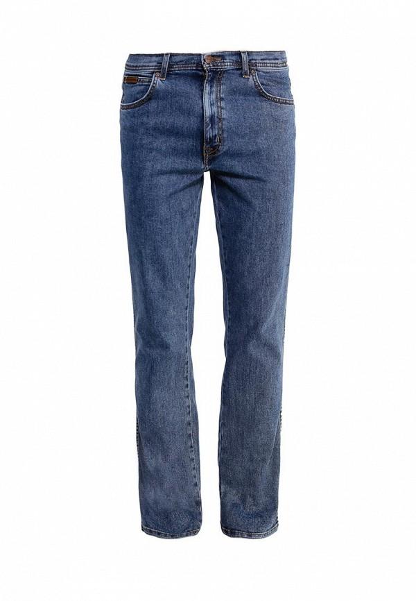 Мужские прямые джинсы Wrangler (Вранглер) W12133010