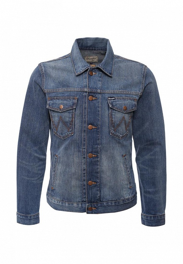 Куртка джинсовая Wrangler W443Y570L
