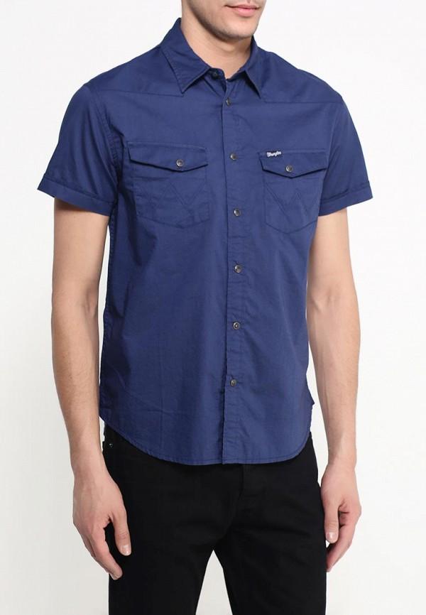 Рубашка с коротким рукавом Wrangler (Вранглер) W58736S9I: изображение 8