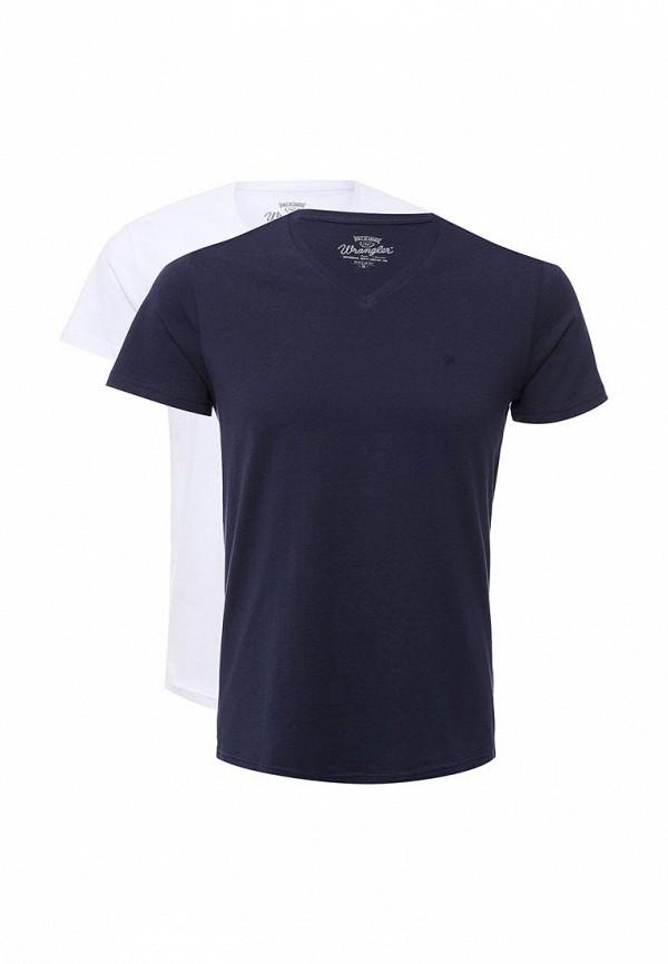 Комплект футболок 2 шт. Wrangler Wrangler WR224EMHZH88