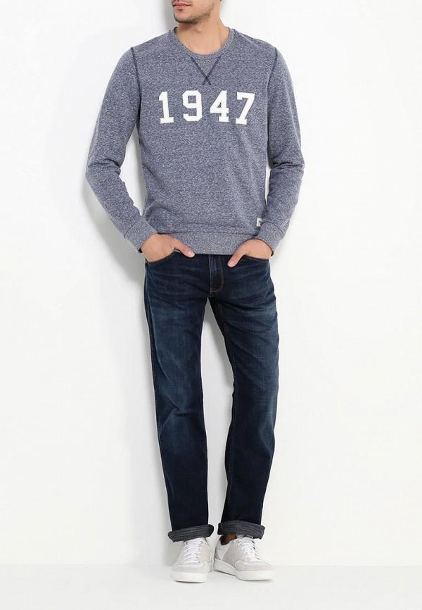 Мужские прямые джинсы Wrangler (Вранглер) W14Z8343C: изображение 6
