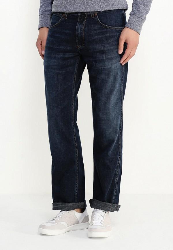 Мужские прямые джинсы Wrangler (Вранглер) W14Z8343C: изображение 7