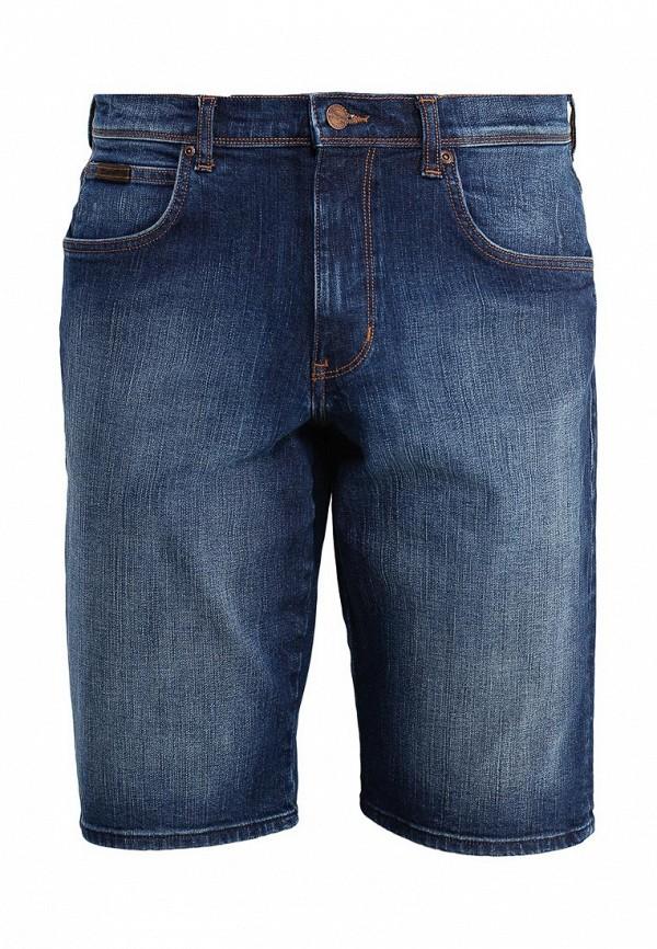 Шорты джинсовые Wrangler W15U6276M