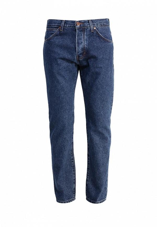 Купить мужские джинсы Wrangler синего цвета