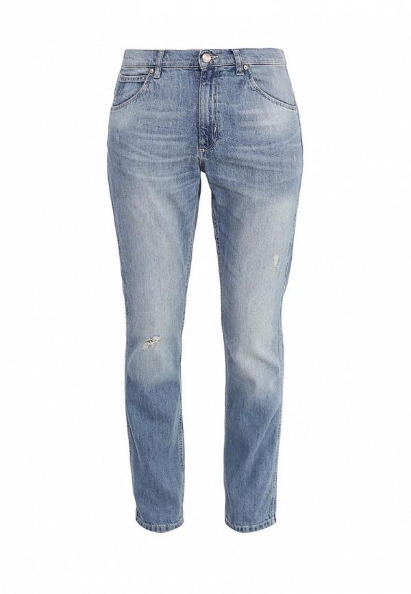 Мужские прямые джинсы Wrangler (Вранглер) W15QAV93Q