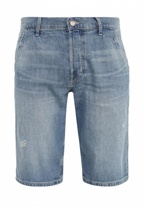 Шорты джинсовые Wrangler Wrangler WR224EMQTN65 цена 2016