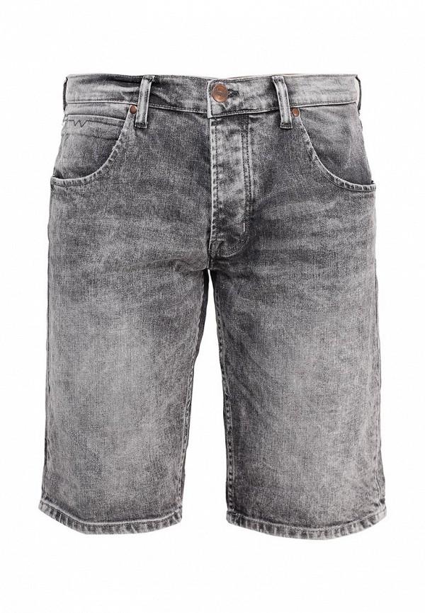 Шорты джинсовые Wrangler Wrangler WR224EMQTN66 цена 2016