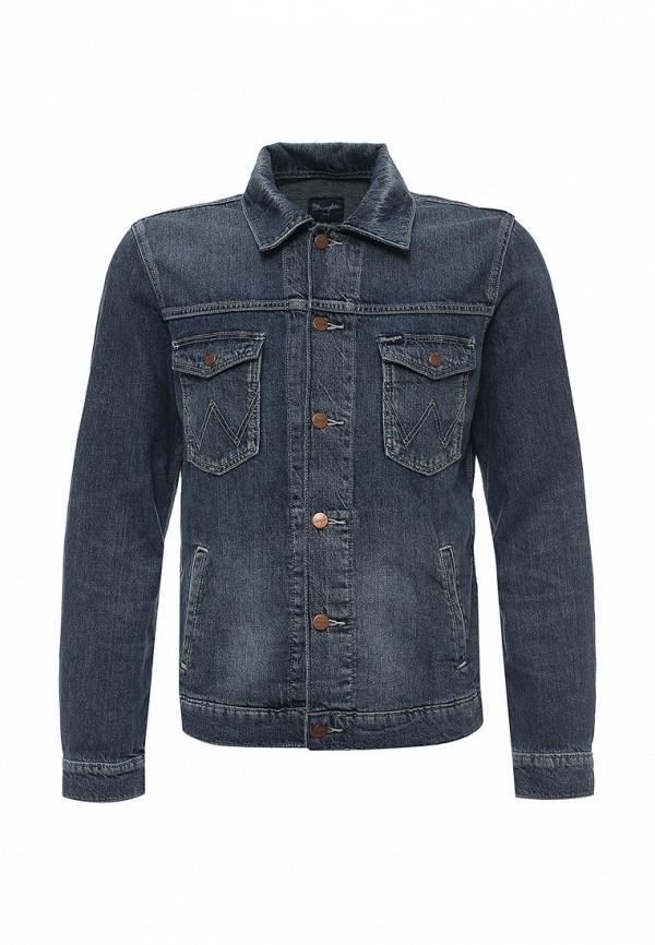 Джинсовая куртка Wrangler (Вранглер) W443AV93W