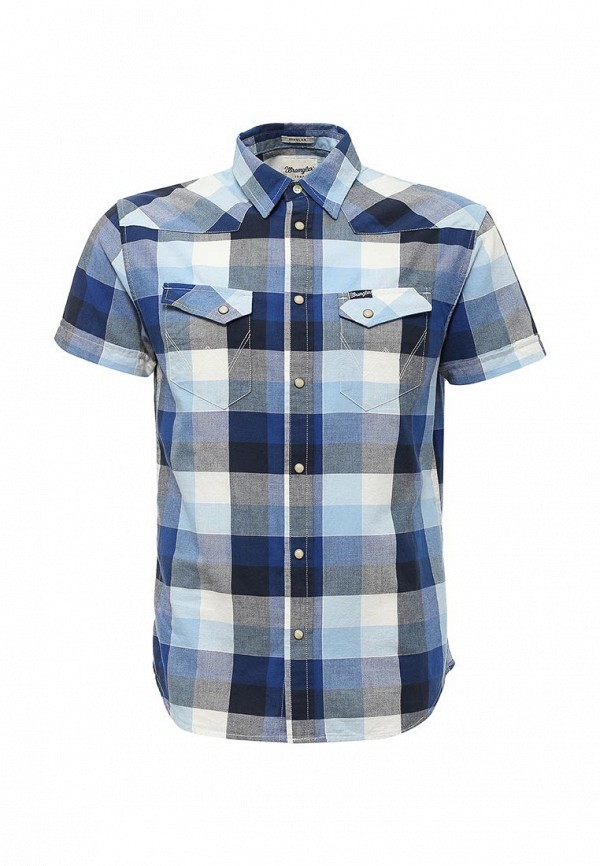 Рубашка с коротким рукавом Wrangler (Вранглер) W5873LE43