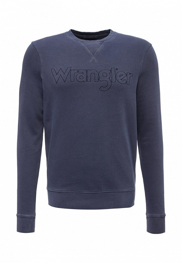 Свитшот Wrangler Wrangler WR224EMVGY12 слипоны wrangler wrangler wr224amqya30
