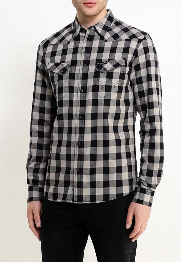 Рубашка Wrangler Wrangler WR224EMVHF39 wrangler w7a60en02