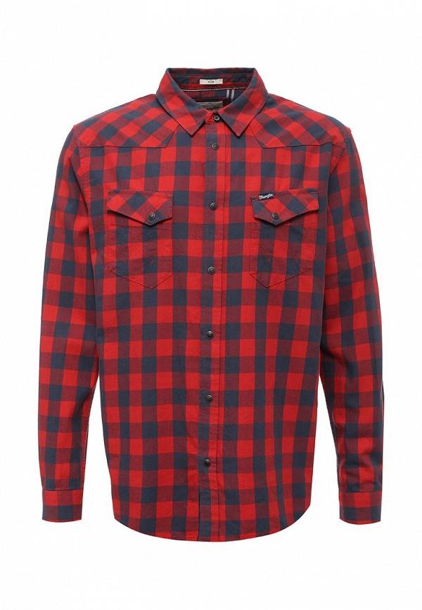 Рубашка Wrangler Wrangler WR224EMVHF40 wrangler wrangler wr224emhzh96