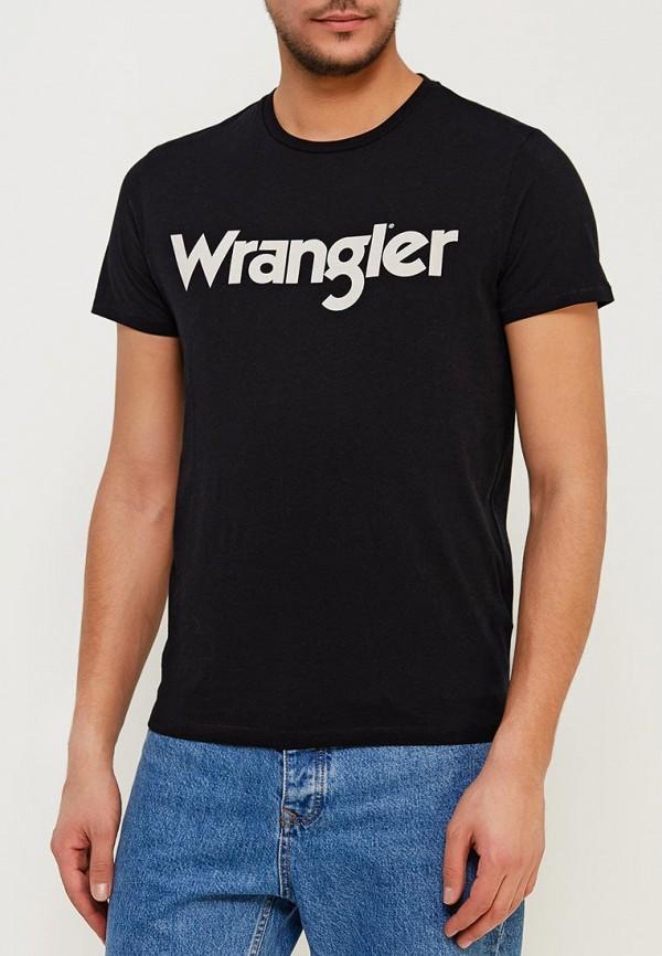 Футболка Wrangler Wrangler WR224EMZSO41 футболка wrangler wrangler wr224ewxvm67