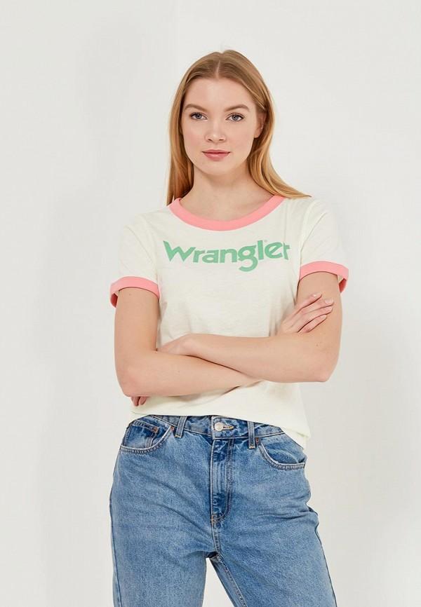 Футболка Wrangler Wrangler WR224EWAPFL9 футболка wrangler wrangler wr224ewxvm67