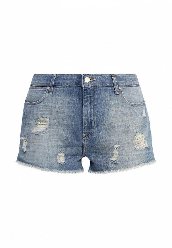 Шорты джинсовые Wrangler Wrangler WR224EWQTO21 цена 2016