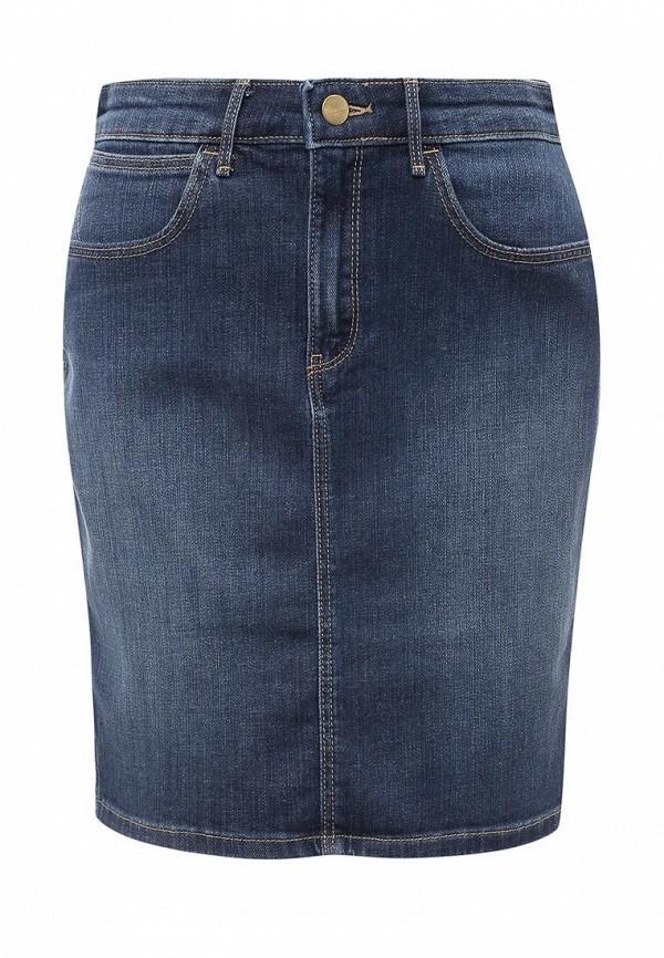 Юбка джинсовая Wrangler W29H9193F