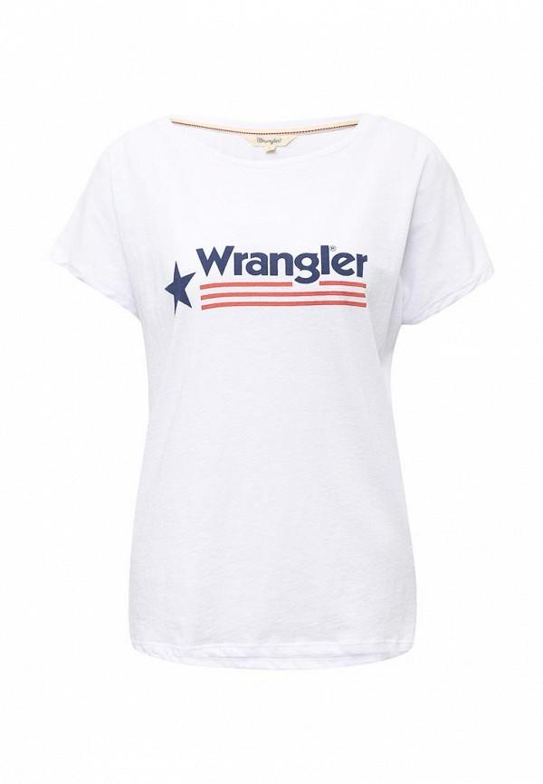 Футболка Wrangler W7331GG12