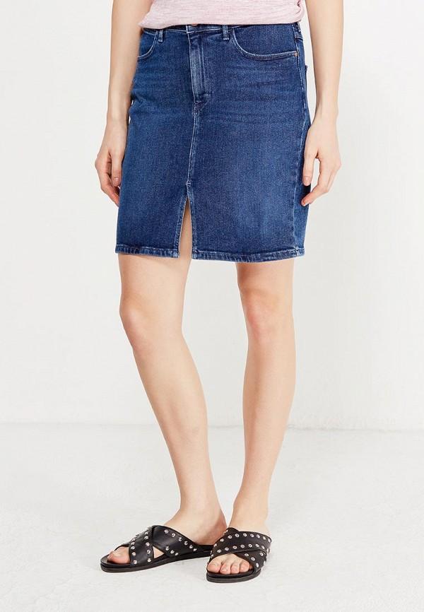 Юбка джинсовая Wrangler