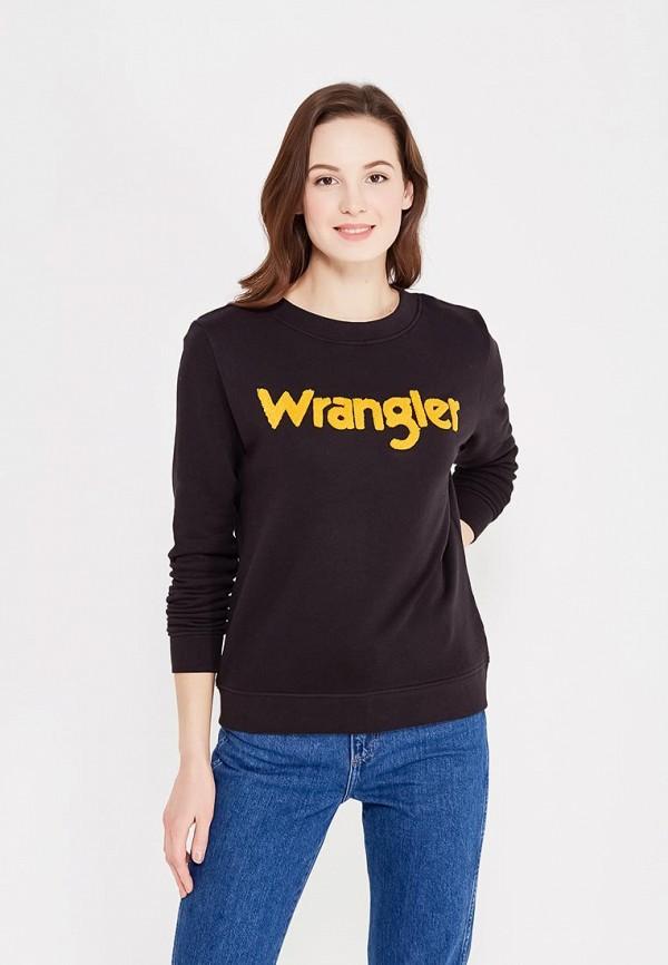 Свитшот Wrangler Wrangler WR224EWXVM65 свитшот wrangler wrangler wr224emvgy12