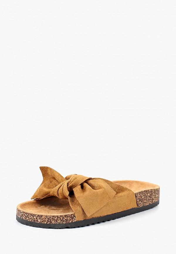Купить Сабо WS Shoes, WS002AWBRJG5, коричневый, Весна-лето 2018