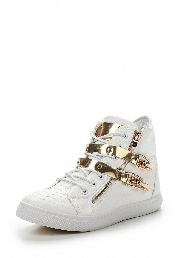 Купить Кеды WS Shoes белого цвета