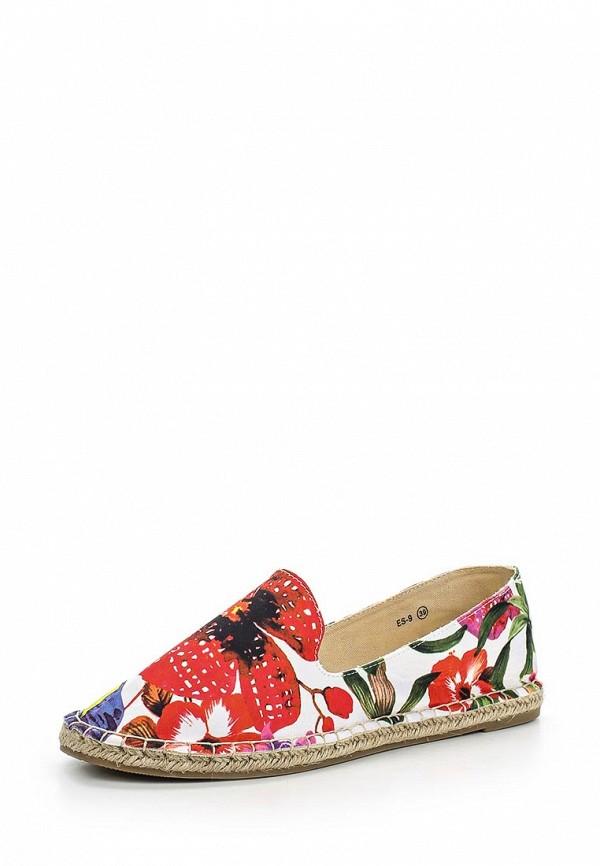Женские эспадрильи WS Shoes ES-9