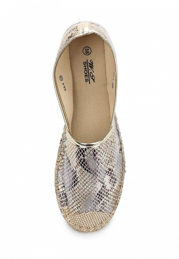 Женские эспадрильи Alizea by WS Shoes ES-4: изображение 3