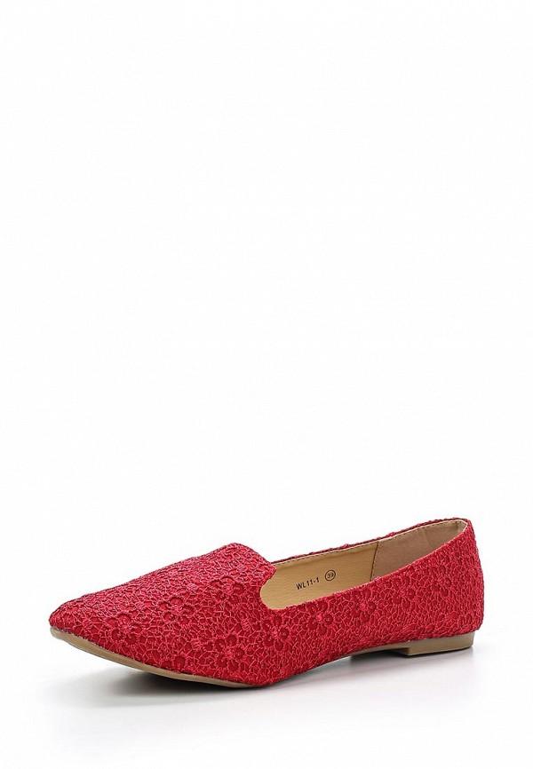 Женские лоферы Alizea by WS Shoes WL 11-1: изображение 1