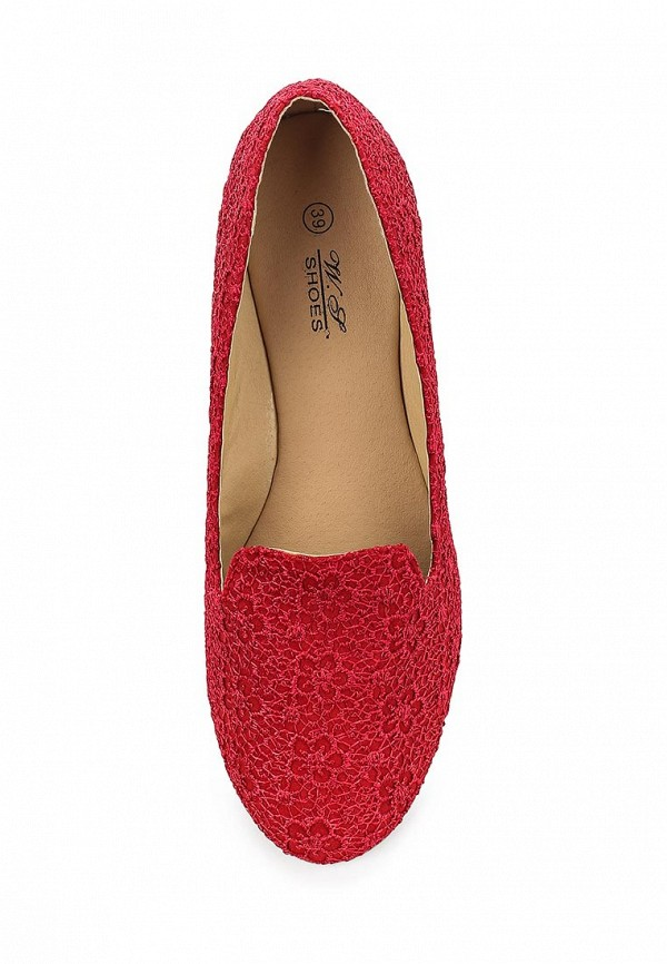 Женские лоферы Alizea by WS Shoes WL 11-1: изображение 3