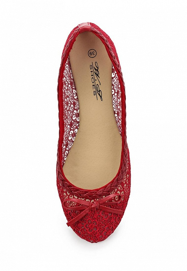 Женские балетки Alizea by WS Shoes WL 8-3: изображение 3