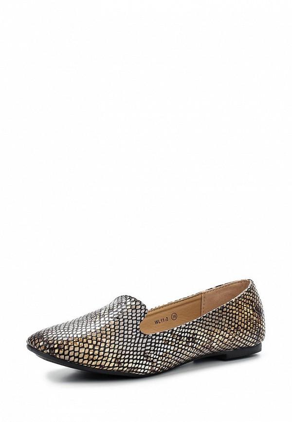 Женские лоферы Alizea by WS Shoes WL11-2: изображение 1