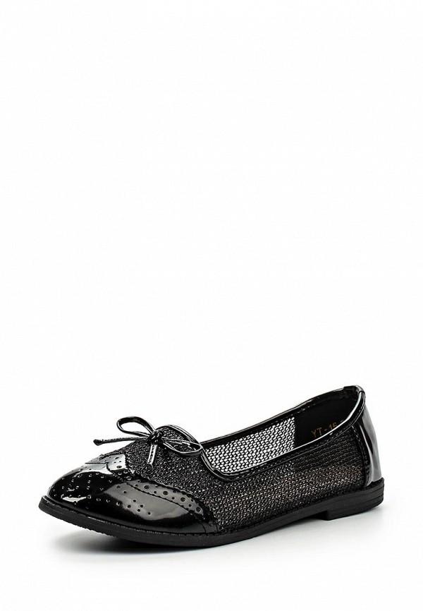 Туфли на плоской подошве WS Shoes YT-15