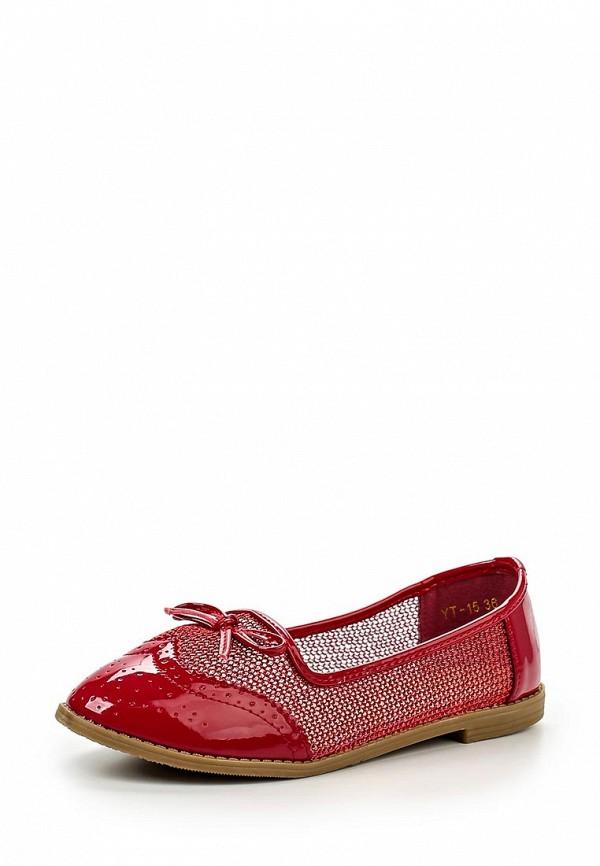 Женские балетки WS Shoes YT-15