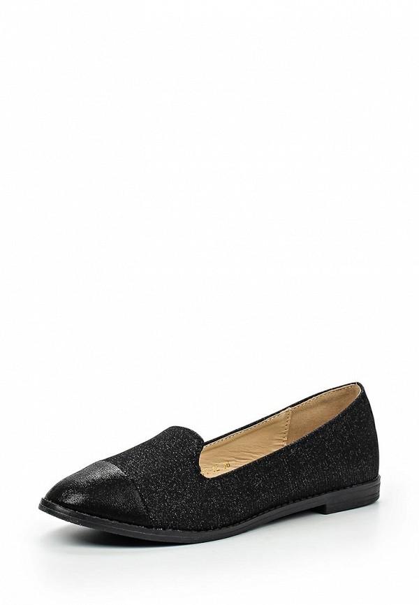 Туфли на плоской подошве WS Shoes YT-12: изображение 1