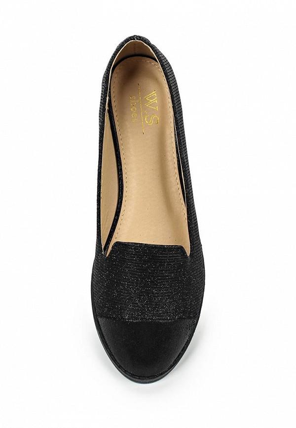 Туфли на плоской подошве WS Shoes YT-12: изображение 4